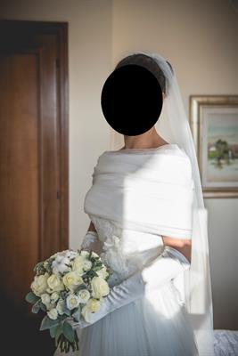 Abito sposa 2016 Nicole spose Colet