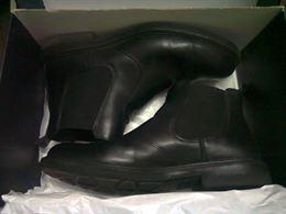 Scarpe scarponcini pelle nera n. 41 - Igi & Co Made in Italy