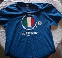 UEFA T-Shirt Italia Euro 2016