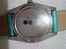 Rolex quadrante celeste