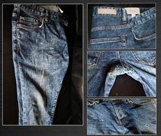 Jeans Originale Mauro Grifonì taglia 46