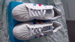 Adidas superstar bianca tg 42