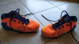 Scarpe da basket multicolor num. 38