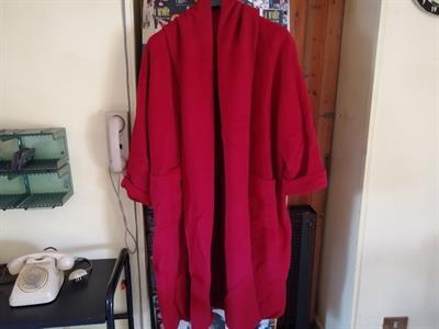Cappotto di lana fattura italiana