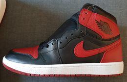 Scarpe Nike Air Jordan 1 Retro High OG EUR 42,5 (27 cm)