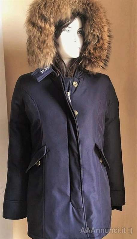WOOLRICH Parka donna w's luxury parka 18/19 fall winter