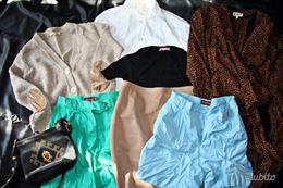 Stock abbigliamento donna marche originali
