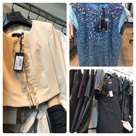 Disponibile stock abbigliamento firmato donna 580 capi brand