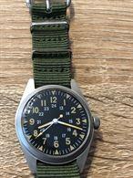 Orologio militare attribuito esercito USA, guerra Vietnam