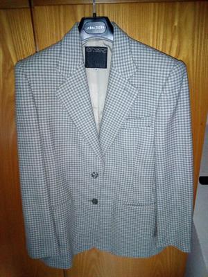 Vestito a giacca con pantaloncino tg.40 lana